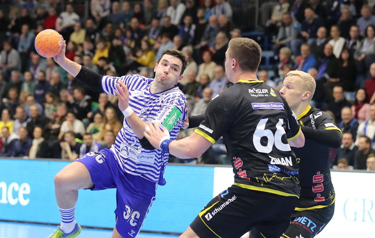 Handball Saison